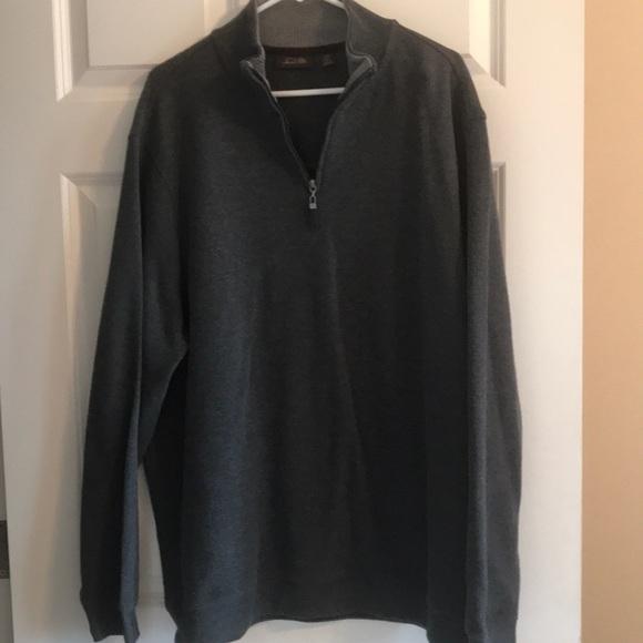 Tasso Elba Other - Men's 1/4 Zip Sweatere